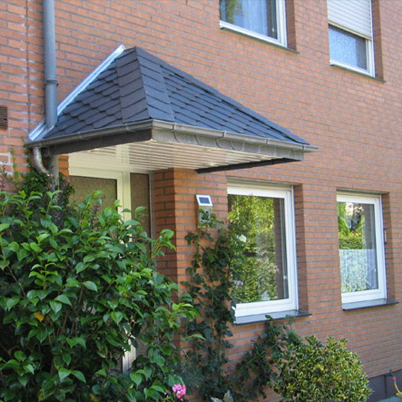 Türdach bauen Dachdecker Osnabrück