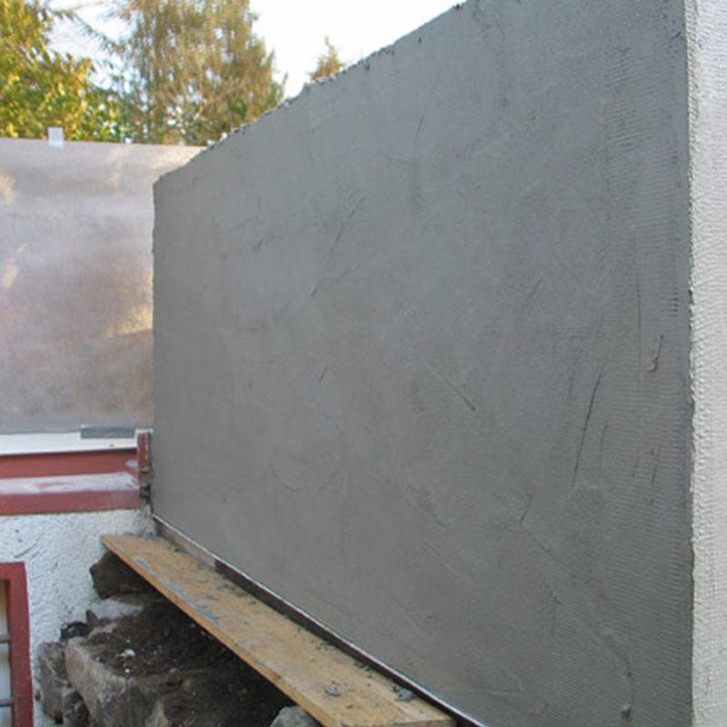 Verputzarbeiten Mauer Osnabrück