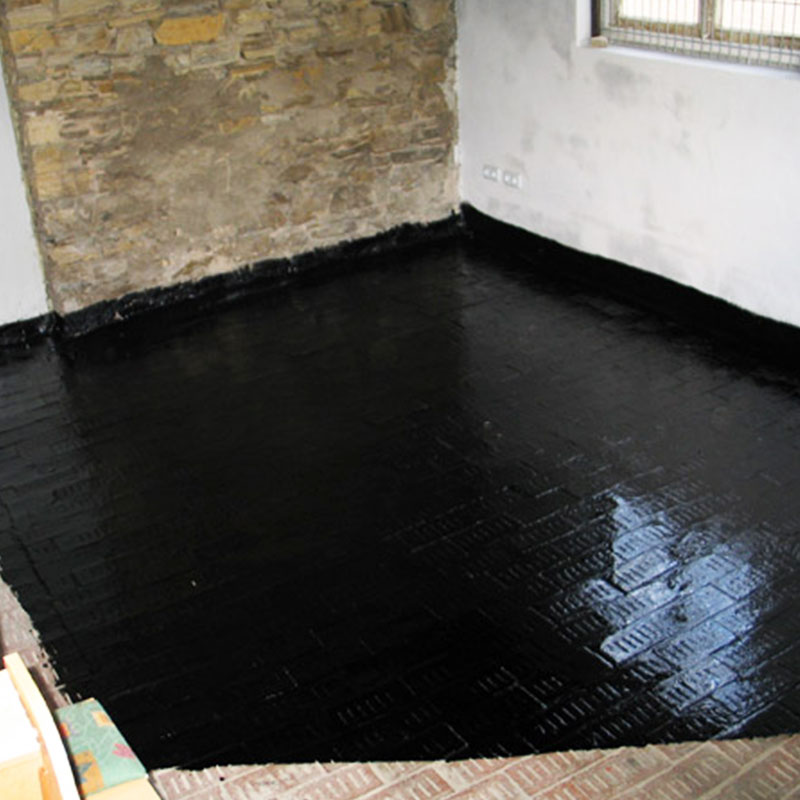 Isolierung Fußboden