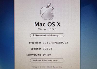 Betriebssystem Apple