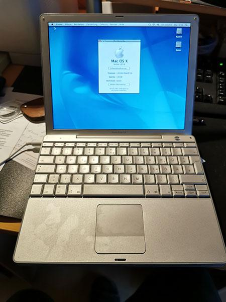 PowerMacBook 12 Zoll